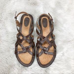 BOC By Born Kesia Sandals Slingback Strappy